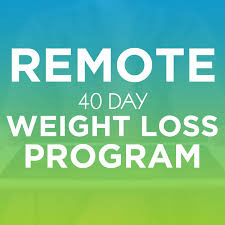 Remote 40 Day Weight Loss Program at Simpson Chiropractic Center & Weight Loss